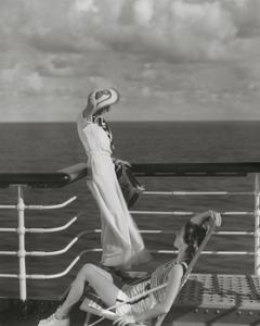 Vogue - July 1934 - Cruising to Hawaii by Edward Steichen