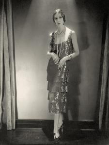 Vogue - November 1925 by Edward Steichen