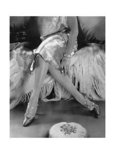 Vogue - October 1925 by Edward Steichen