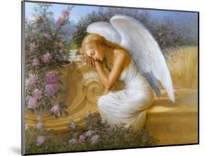 Angel at Rest by Edward Tadiello