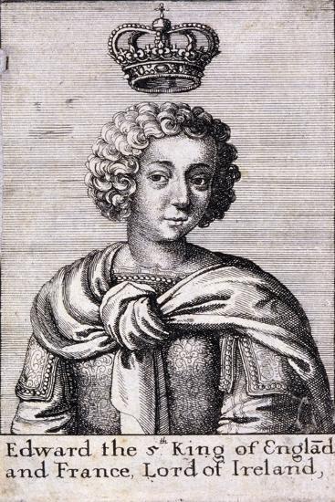 Edward V, King of England, C1485--Giclee Print