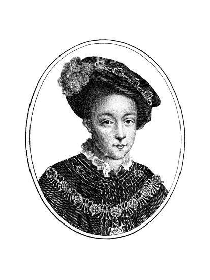 Edward VI, King of England--Giclee Print
