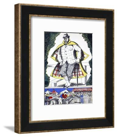 Edward VII, King of Great Britain and Ireland from 1901, (1932)-Rosalind Thornycroft-Framed Giclee Print