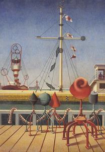Signals by Edward Wadsworth