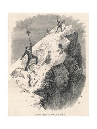 Matterhorn Climbed