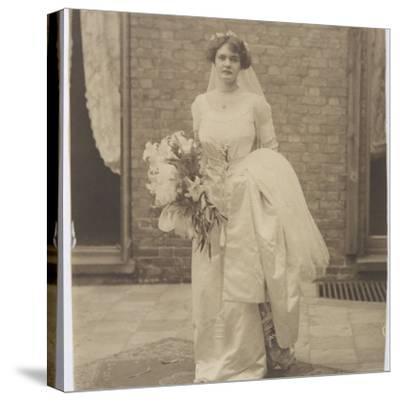 Edwardian Bride Photo