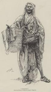 Autolycus by Edwin Austin Abbey