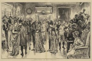 Christmas in Old Virginia by Edwin Austin Abbey