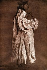 Study of a Sleeve, 1899 by Edwin Austin Abbey