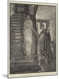 Sunday Morning in Old Virginia by Edwin Austin Abbey