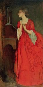 The Lady Anne, 1899 by Edwin Austin Abbey