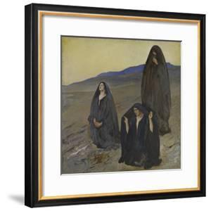 The Three Marys, c.1905-10 by Edwin Austin Abbey