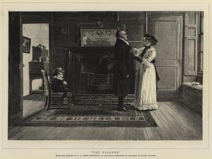 The Widower by Edwin Austin Abbey