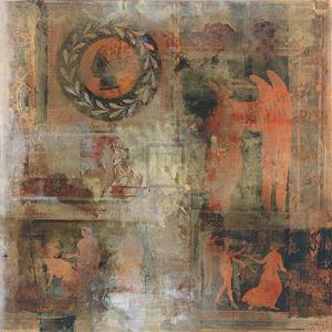 Etruscan Vision I by Edwin Douglas