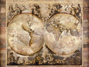 Old World by Edwin Douglas