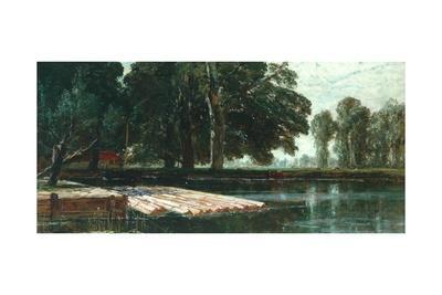 The Pond (River Scene)