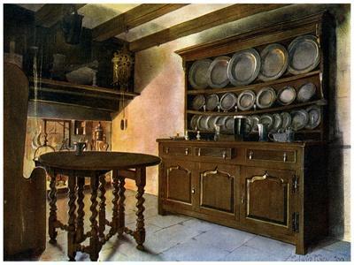 Oak Welsh Dresser, 1910