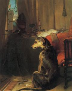High Life by Edwin Henry Landseer