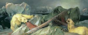 Man Proposes, God Disposes by Edwin Henry Landseer