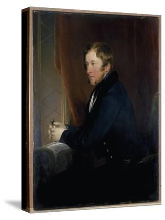 Portrait of William Spencer Cavendish, 6th Duke of Devonshire, 1831-32