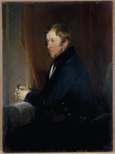 Portrait of William Spencer Cavendish, 6th Duke of Devonshire, 1831-32 by Edwin Henry Landseer