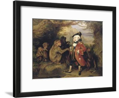 The Travelled Monkey, 1827