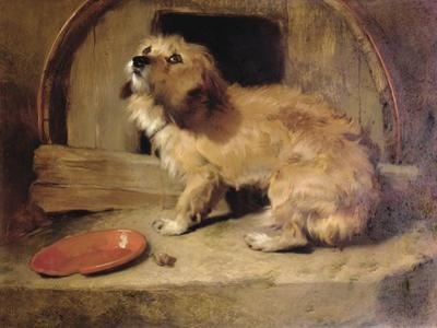 There's No Place Like Home by Edwin Henry Landseer