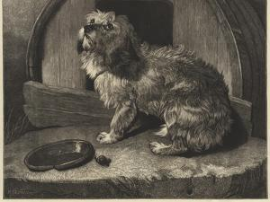 Be it Ever So Humble, There's No Place Like Home by Edwin Landseer