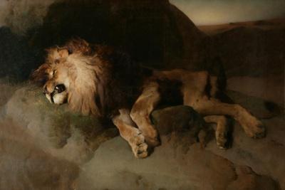 The Desert, 1849