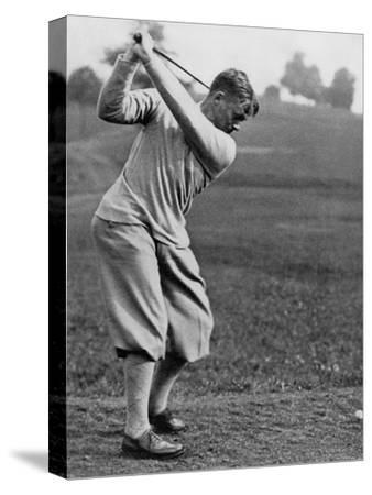 Bobby Jones, The American Golfer May 1932
