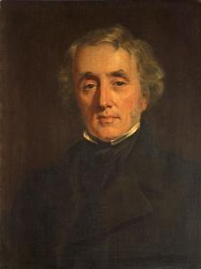 Dr James Watson, C.1860 by Edwin Longsden Long