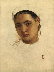 Moorish Girl by Edwin Longsden Long