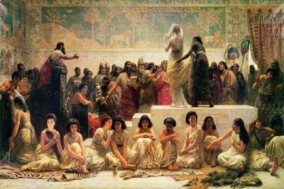 The Babylonian Marriage Market, 1875