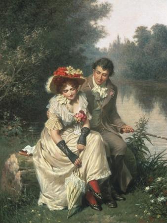 The Flirtatious Fisherman