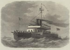 Our Ironclad Fleet, HMS Devastation by Edwin Weedon