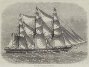 The Sobraon, Australian Packet-Ship by Edwin Weedon