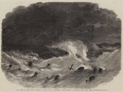 The Wreck of the Royal Charter on the Coast of Anglesea