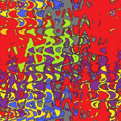 Effervescence-Ruth Palmer-Art Print