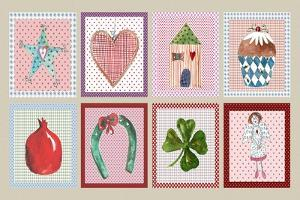 Christmas Patterns by Effie Zafiropoulou