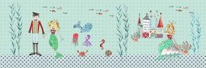 Little Mermaid Full Composition by Effie Zafiropoulou