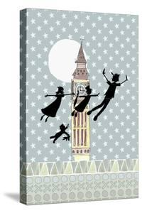 Peter Pan Night Light by Effie Zafiropoulou
