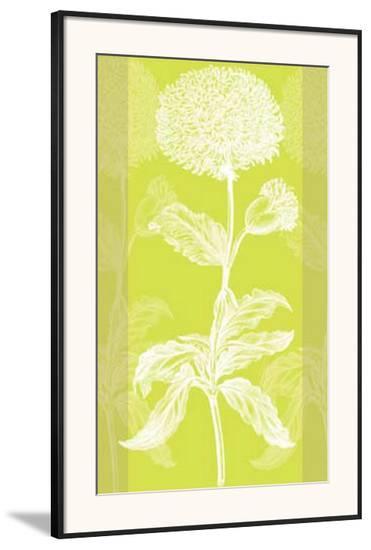 Efflorescence I--Framed Art Print