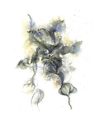 Effluence-Kiran Patel-Art Print