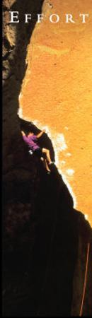 Effort: Rock Climber