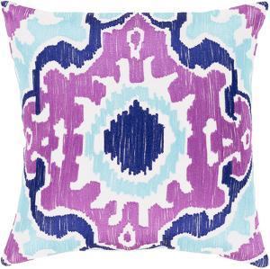 Effulgence 18 x 18 Pillow Cover - Magenta
