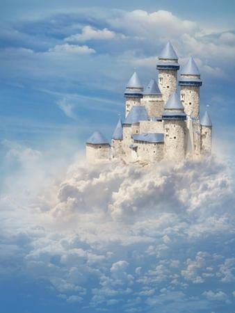 Castle In The Clouds by egal