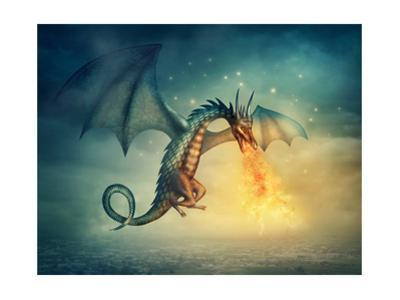 Dragon by egal