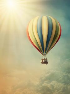 Hot Air Baloon by egal