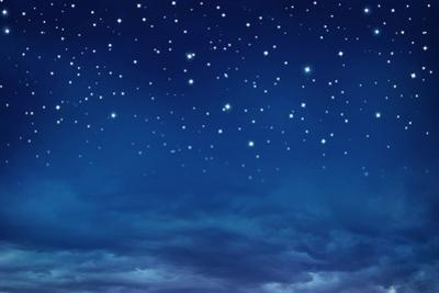Stars in the Night Sky by egal