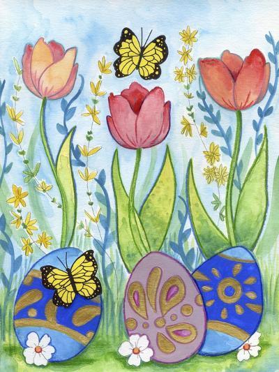 Egg Hunt-Valarie Wade-Giclee Print
